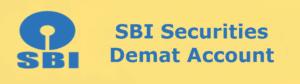 SBI Securities demat account